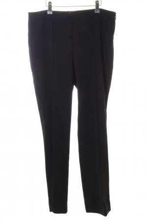 Mango Basics Pantalón de vestir negro estilo «business»
