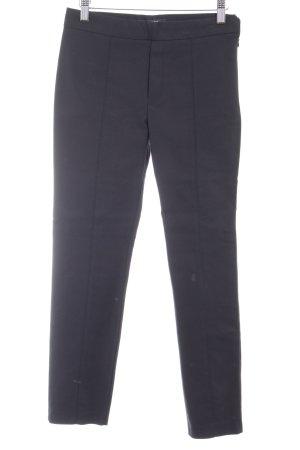Mango Basics Pantalon de costume noir style d'affaires