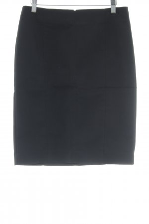 Mango Basics Bleistiftrock schwarz Business-Look
