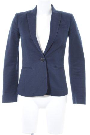 Mango Basics Boyfriend Blazer dark blue business style
