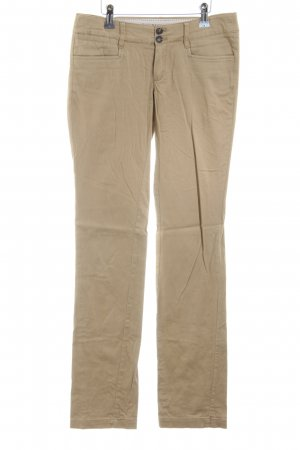 Mango Basics Chinohose wollweiß Casual-Look