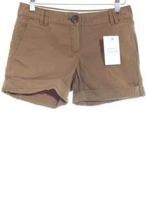 Mango Basics Jeansshorts camel-ocker Casual-Look