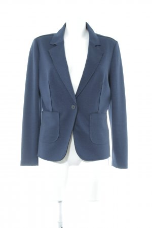 Mango Basics Kurz-Blazer dunkelblau Casual-Look