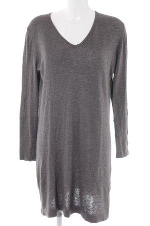 Mango Basics Longshirt grau Casual-Look