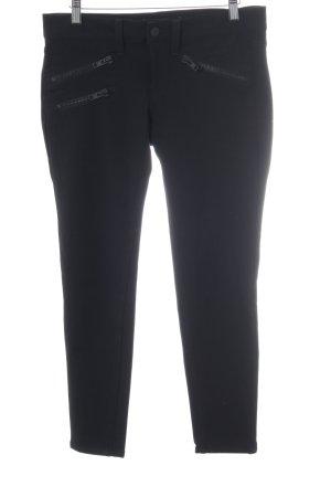 Mango Basics Skinny Jeans schwarz klassischer Stil