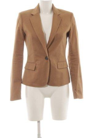 Mango Basics Tuxedo Blazer light brown casual look