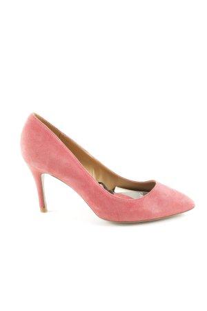 Mango Basics Spitz-Pumps pink Elegant