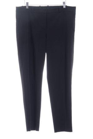 Mango Basics Pantalone jersey nero stile professionale