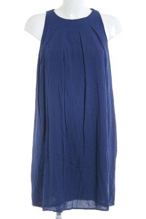 Mango Basics Trägerkleid blau Casual-Look