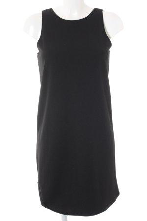 Mango Basics Trägerkleid schwarz schlichter Stil