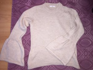 Mango Knitted Jumper oatmeal