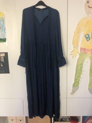 Mango blaues Kleid