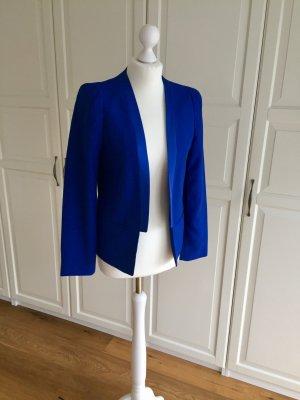 Mango Suit Blazer corto azul