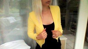 Mango Blazer gelb in xs