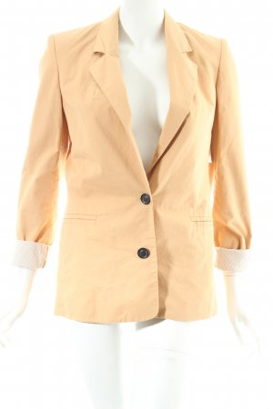 Mango Blazer nude Business-Look