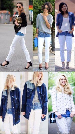 Mango BLOGGER Dip Dye Jeans * Statement IT piece