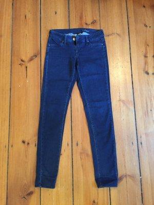 MANGO Blue Jeans schmal