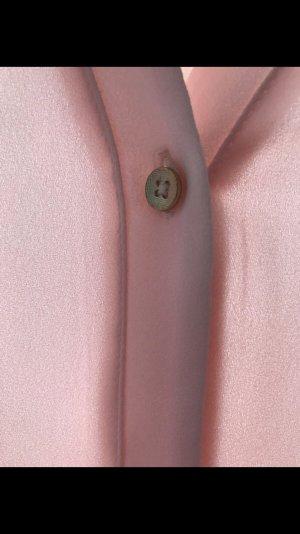 Mango Camicetta a maniche lunghe rosa chiaro-rosa pallido