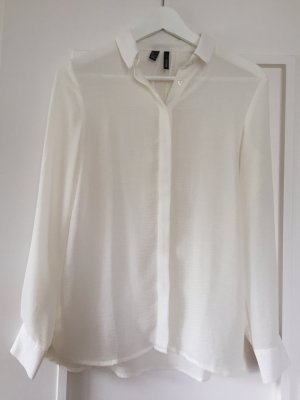 Mango Bluse in weiß- absoluter Klassiker