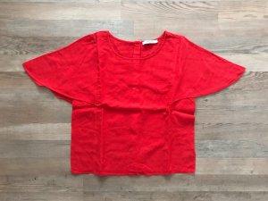Mango - Bluse Top mit KnopfleisteGr. 36