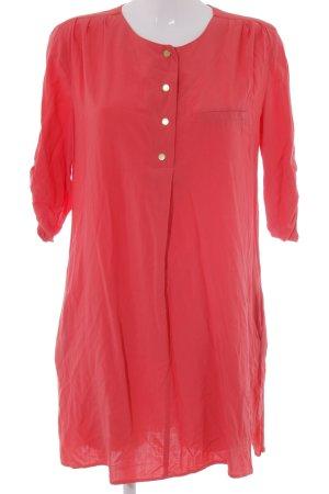 Mango Robe chemisier rouge clair style décontracté