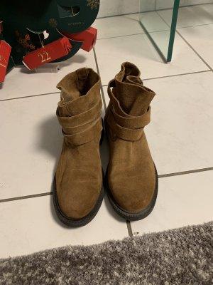 Mango Boots Wildleder !