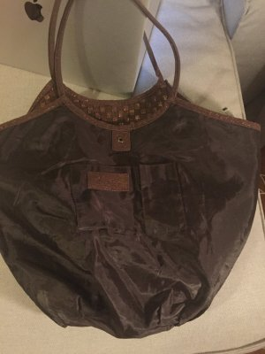 Mango Bronze Shopper