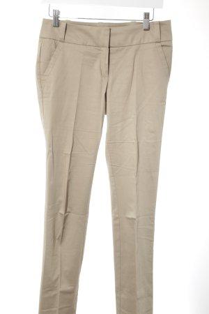 Mango Pantalone a pieghe beige stile professionale