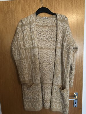 Mango Knitted Cardigan multicolored
