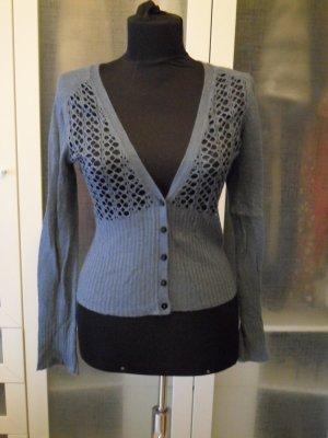 MANGO Cardigan Gr. S 100% Wolle
