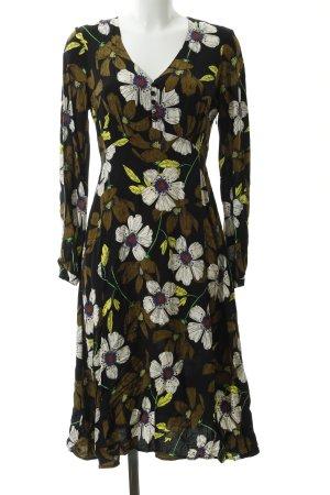 Mango casual A-Linien Kleid Allover-Druck Gypsy-Look