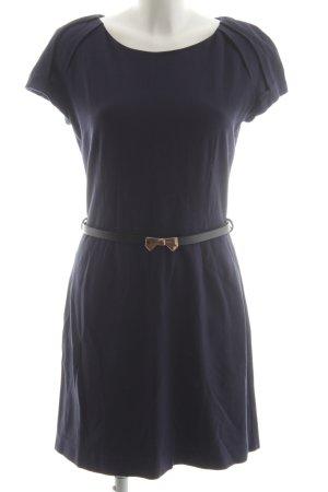 Mango casual A-Linien Kleid dunkelblau Business-Look