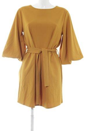 Mango casual A-Linien Kleid hellorange Elegant