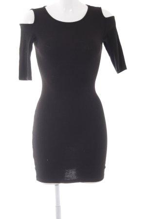 Mango casual Cut-Out-Kleid schwarz Elegant