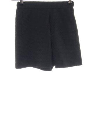 Mango casual High-Waist-Shorts black casual look