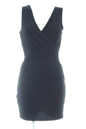 Mango casual Jerseykleid schwarz Elegant