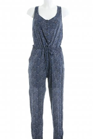 Mango casual Jumpsuit abstraktes Muster Casual-Look