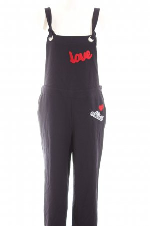 Mango casual Dungarees black casual look