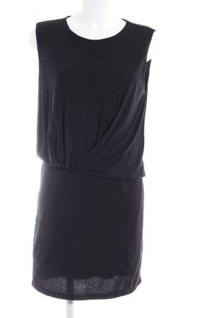 Mango casual Midi-jurk zwart elegant
