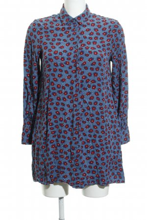 Mango casual Oversized Bluse Allover-Druck Boho-Look