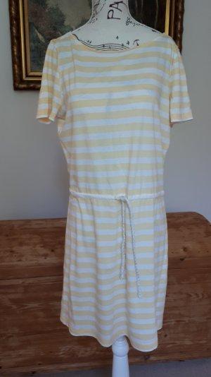 Mango Dress oatmeal-yellow