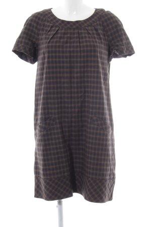 Mango Casual Sportswear Babydollkleid Karomuster Casual-Look