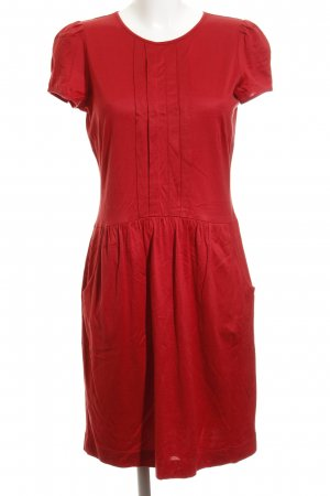 Mango Casual Sportswear Vestido babydoll rojo look casual