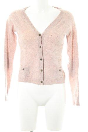 Mango Casual Sportswear Cardigan meliert Casual-Look