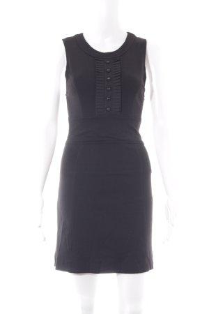 Mango Casual Sportswear Minikleid schwarz Casual-Look