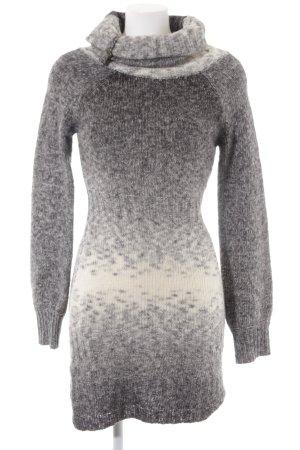 Mango Casual Sportswear Pulloverkleid meliert Casual-Look