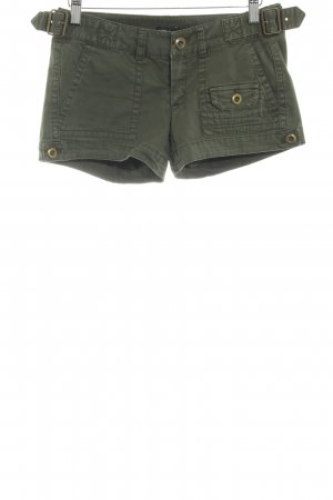 Mango Casual Sportswear Shorts khaki Casual-Look