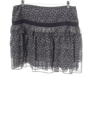 Mango Casual Sportswear Gonna lunga stropicciata motivo floreale elegante