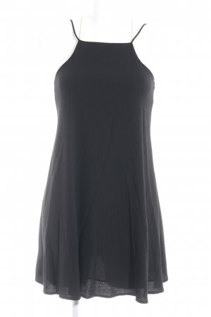 Mango casual Trägerkleid schwarz Elegant