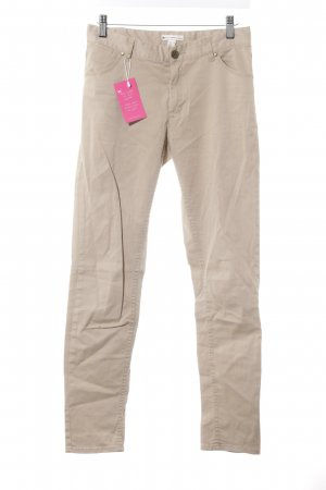 Mango Chinohose beige Casual-Look